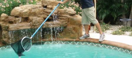 Residential Pool Maintenance