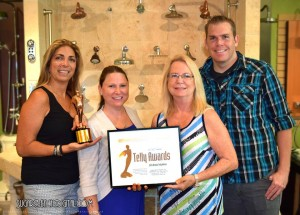 LaPensee Plumbing Pools & Air Commercial Wins Telly Award